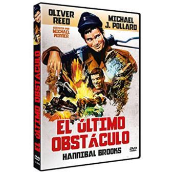 El último obstáculo - DVD