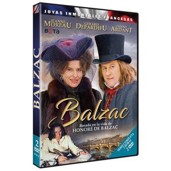 Balzac (Serie completa, 2 DVD) - DVD