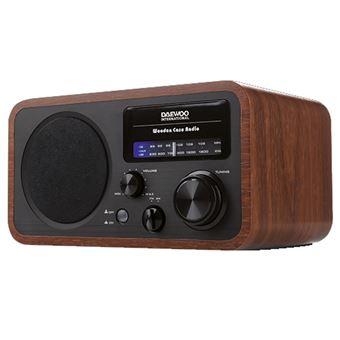 Radio AM/FM Daewoo DRP-134 Madera