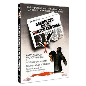 Asesinato en el comité central (DVD) - DVD