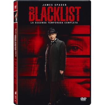 The Blacklist  Temporada 2 - DVD