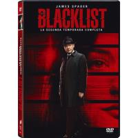 The Blacklist  Temporada 2 - DVD