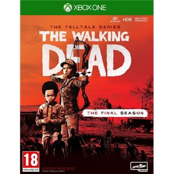 The Walking Dead: La temporada final XBox One