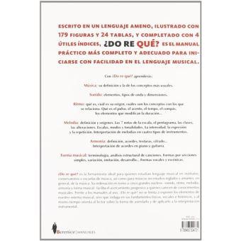 ¿Do Re qué? Guía práctica de iniciación al lenguaje musical