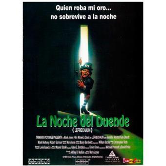 Leprechaun. La noche del duende - Blu-Ray