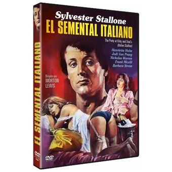 El semental italiano - DVD