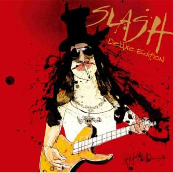 Slash + DVD (Ed. Deluxe)