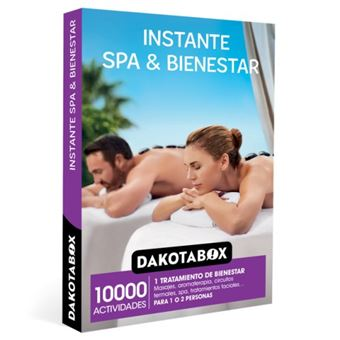 Caja Regalo Dakotabox - Instante Spa & Bienestar