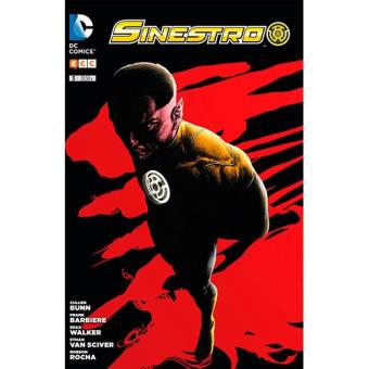 DC: Sinestro 3