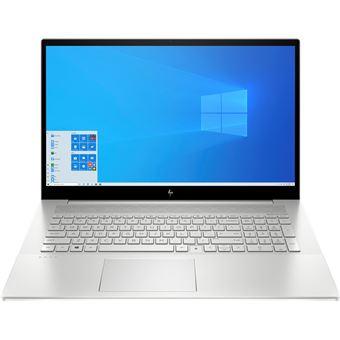 Portátil HP ENVY Laptop 17-cg1000ns 17,3'' Plata