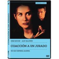 Coacción a un jurado - DVD