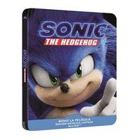 Sonic. La película - Steelbook Blu-ray