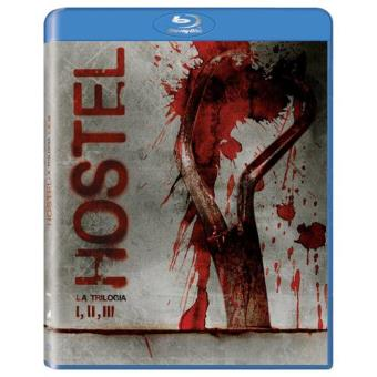 Pack Hostel: Trilogía - Blu-Ray