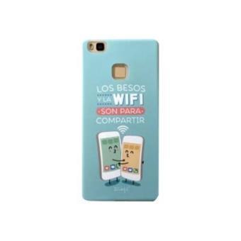 Funda mr wonderful para huawei p9 lite besos accesorios de telefon a m vil comprar al mejor - Donde comprar fundas para moviles ...