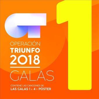 Las Galas Vol. 1 - 4 CD