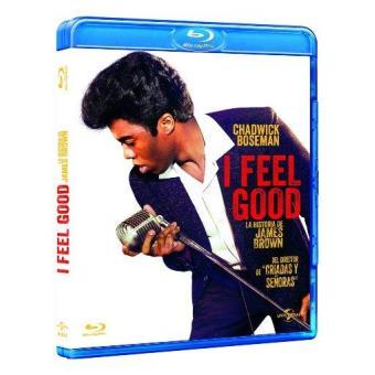 I Feel Good. La historia de James Brown - Blu-ray