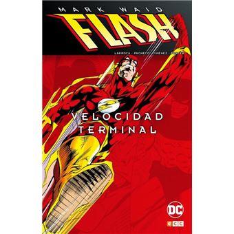 Flash de Mark Waid 4: Velocidad Terminal