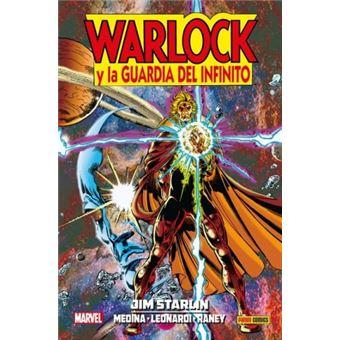 Warlock y la guardia del infinito