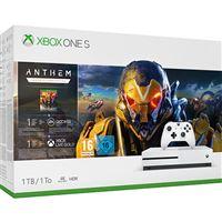 Consola XBox One S 1 TB – Anthem: Legión del Alba Edición Especial