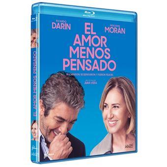 El Amor Menos Pensado - Blu-Ray