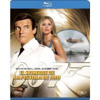 007: El hombre de la pistola de oro - Blu-Ray