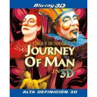 Cirque Du Soleil: Journey Of Man - Blu-Ray 3D