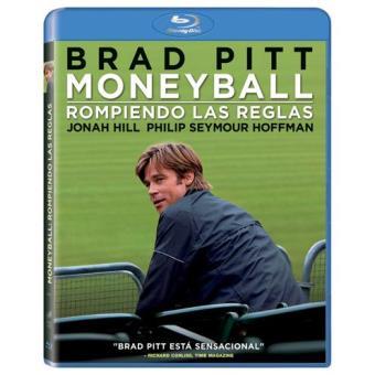 Moneyball: Rompiendo las reglas - Blu-Ray