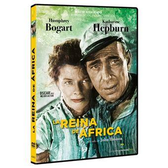 La reina de África - DVD