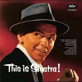 This Is Sinatra - Vinilo