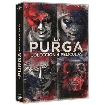 Pack La Purga 1-4 - DVD