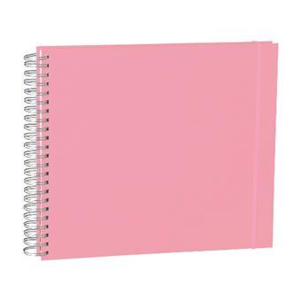 Maxi Mucho Album - Cream/ Flamingo
