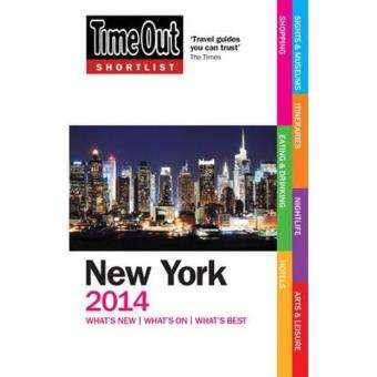 New York. Time out shorlist