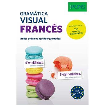 ¡Todos podemos aprender gramática! - Gramática visual francés