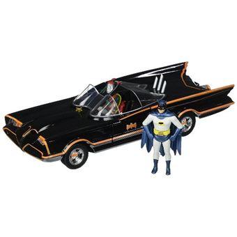 Vehículo de metal Batmobile Classic Serie 1966