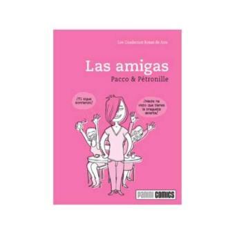 Cuadernos rosas de Ana 1: Las amigas