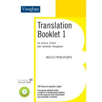 Translatión booklet-1+CD