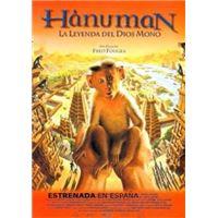 Hánuman. La leyenda del Dios Mono - DVD