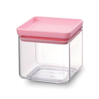 Tarro de plástico Brabantia  0,7 L Rosa