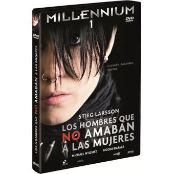 Millennium 1: Los hombres que no amaban a las mujeres - DVD