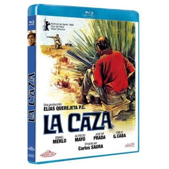 La caza - Blu-Ray
