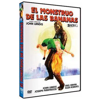 El Monstruo de las Bananas - DVD