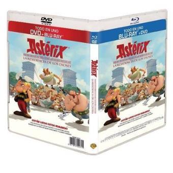 Astérix: La residencia de los dioses - DVD + Blu-Ray
