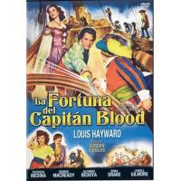 La fortuna del Capitán Blood - DVD