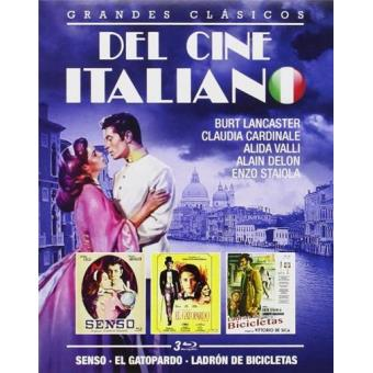 Pack Grandes clásicos del cine italiano - Blu-Ray