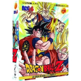 Pack Dragon Ball Z Box 6 - DVD