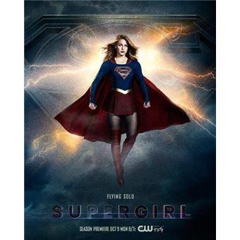 Supergirl  Temporada 3 - Blu-Ray
