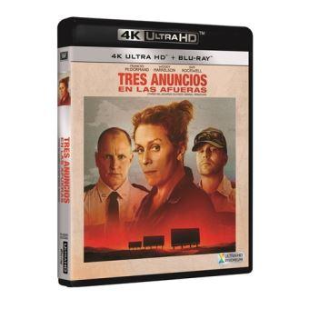 Tres anuncios en las afueras - UHD + Blu-Ray