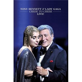 Tony Bennet & Lady Gaga Cheek to Cheek