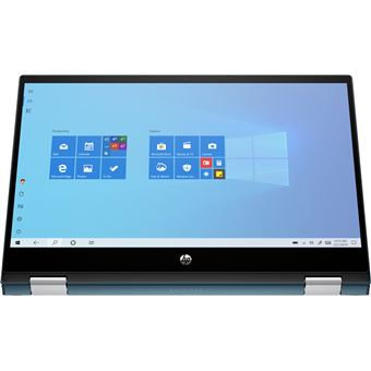 Convertible 2 en 1 HP Pavilion x360 14-dw1010ns 14'' Azul