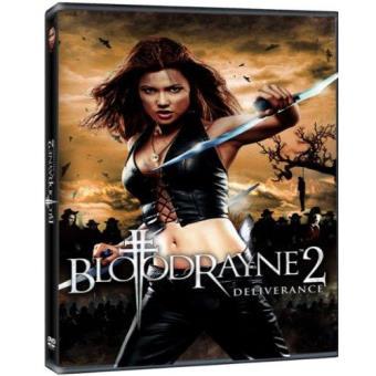 Bloodrayne 2 Deliverance Dvd Uwe Boll Natassia Malthe